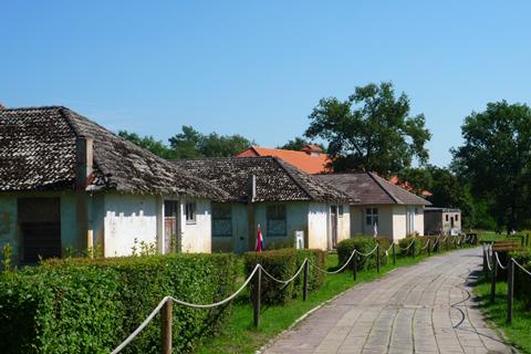 Wohnhäuser Olympische Dorf Döberitz-Elstal